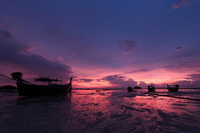 Sunrise and Purple Skies (October 22,2010)